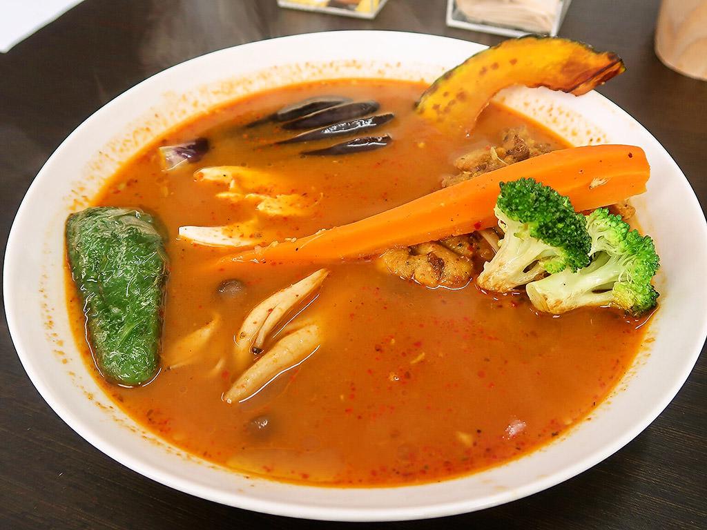 スープカレー MOON36