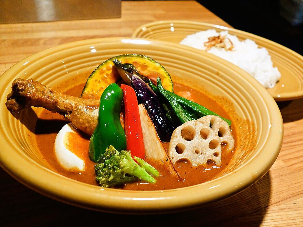 カレー&ごはんカフェ 【ouchi】 (おうち)