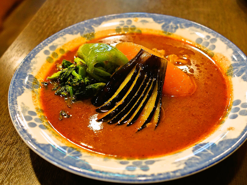 スープカリー 木多郎 澄川本店