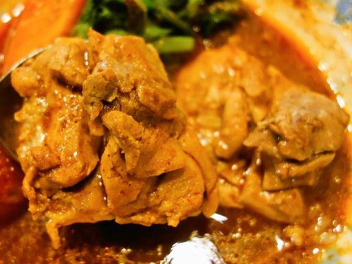 スープカリー 木多郎 澄川本店「チキン野菜」 画像10