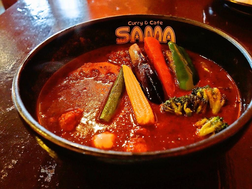 Curry&Cafe SAMA 北海道神宮前店(宮の森店)
