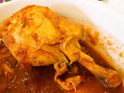 札幌カリーぱお「ハーフチキンと野菜(ランチカレー)」 画像7
