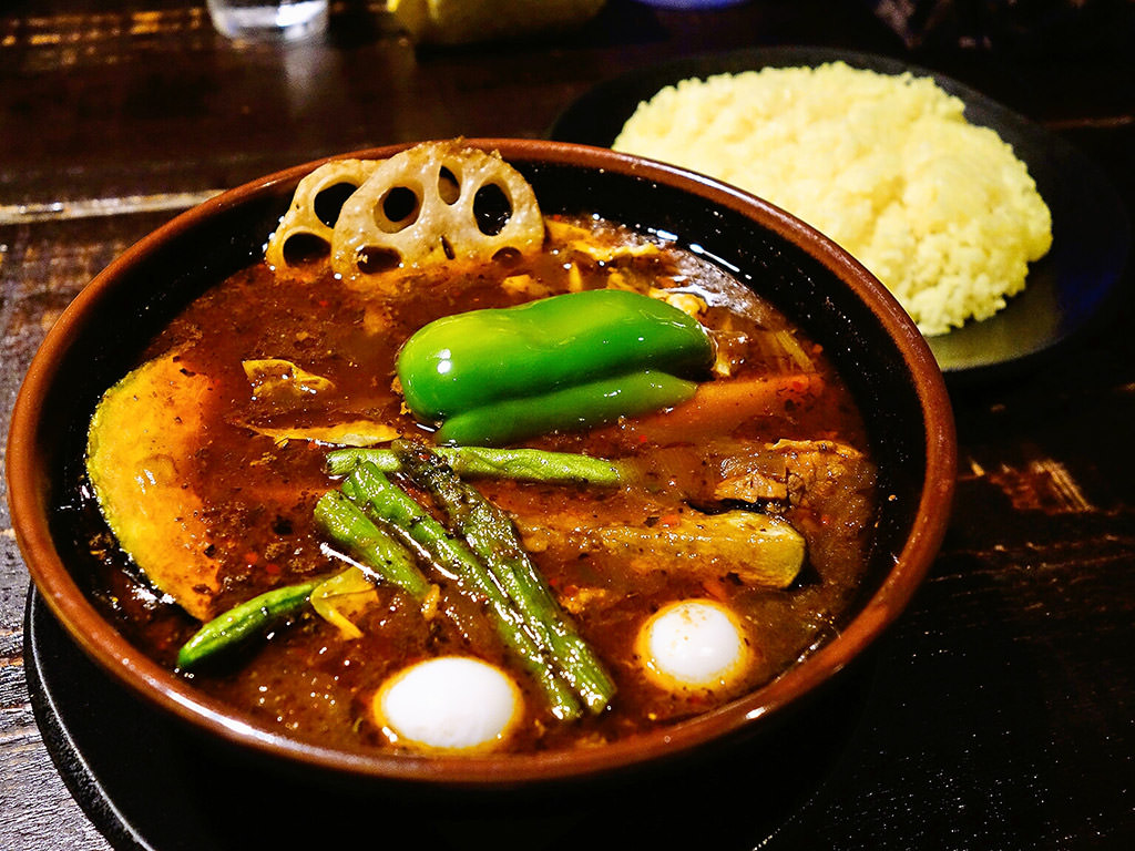 Asian Bar RAMAI(ラマイ) 札幌本店「スープ・サピ・プダス ビーフ」