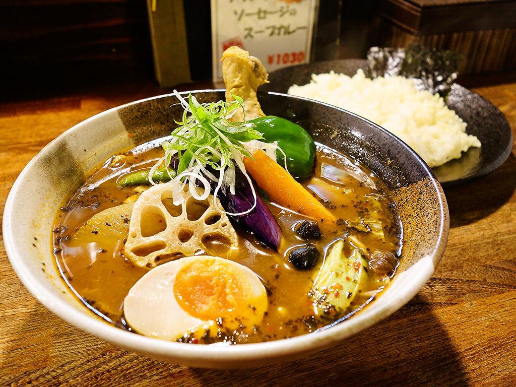 「吉田商店 スープカレー」の画像検索結果