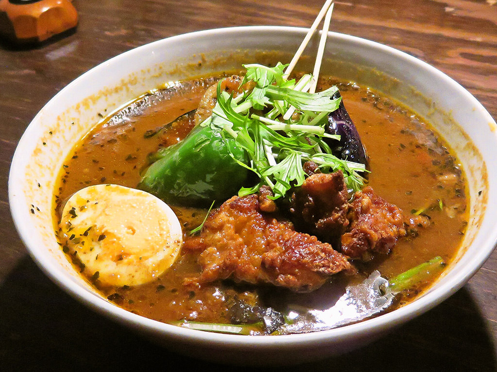 soup curry & dining Suage+(すあげプラス) 本店