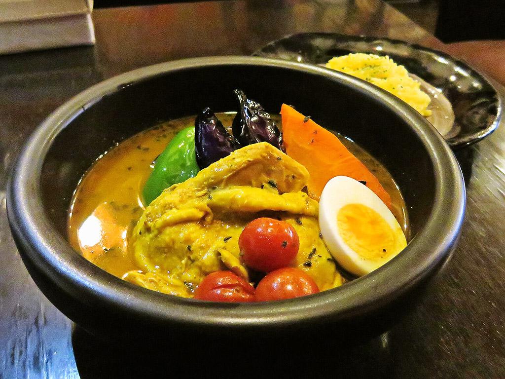 kanakoのスープカレー屋さん (札幌南1条店)