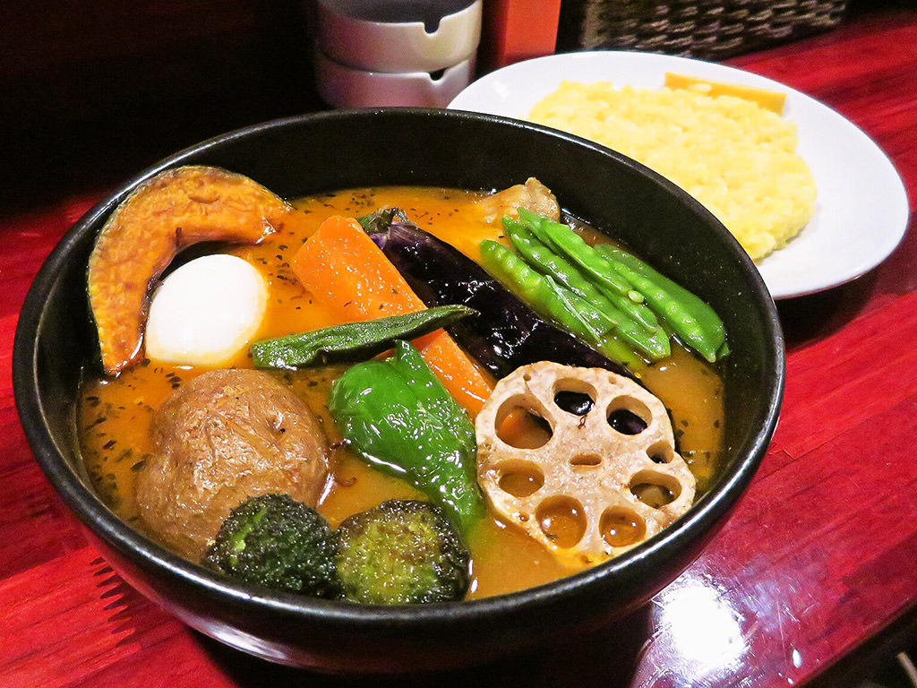 soup curry Algo [アルゴ]「チキンベジタブル」