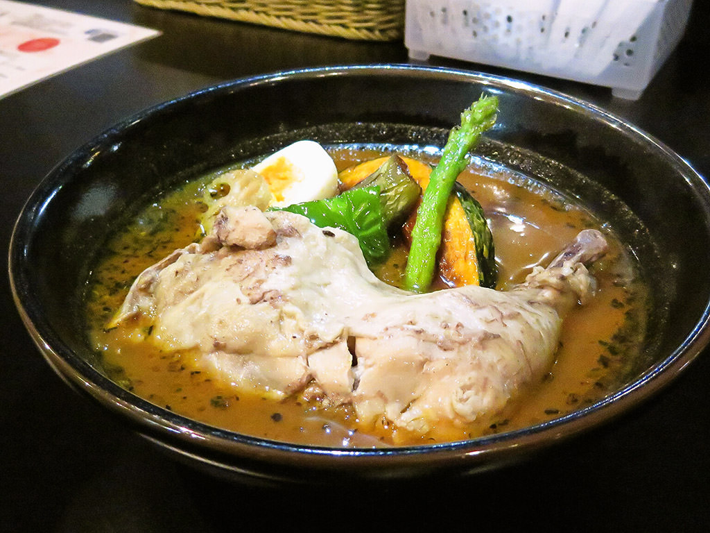 スープカリのお店 香屋 (KOU-YA)