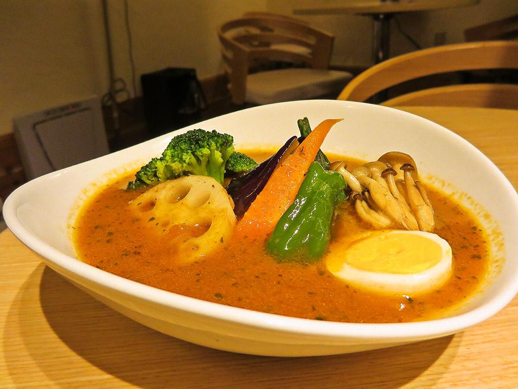 くまちゃん (ローストビーフ丼&スープカレー)