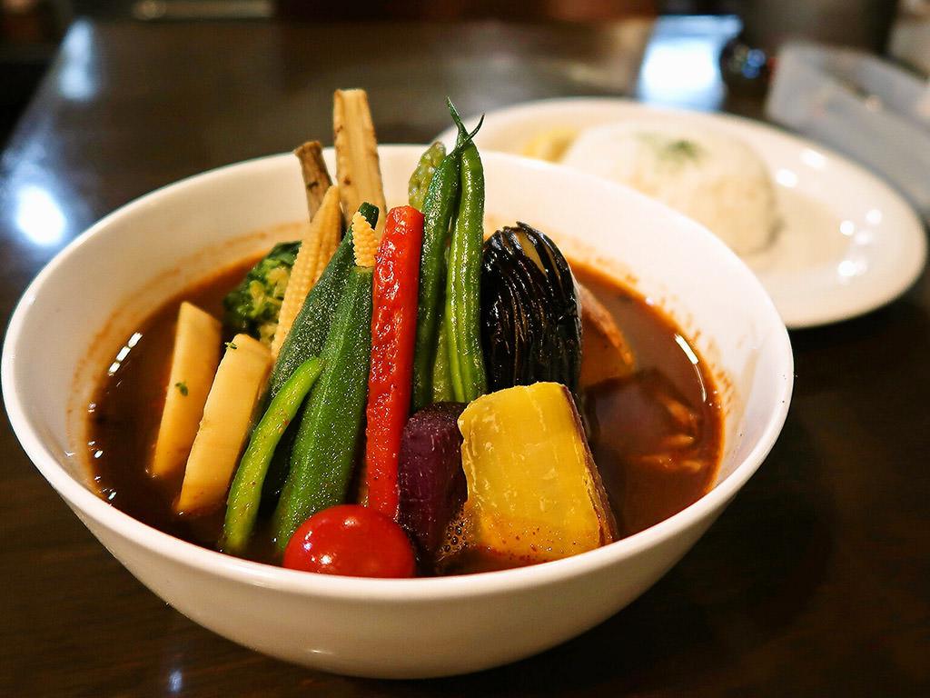 Curry SAVoY (旧:カリー・ディ・サボイ)「15種類のやさいのカリー」