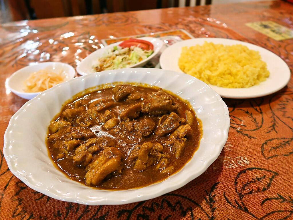 スリランカカレーの店 チャンドリカ