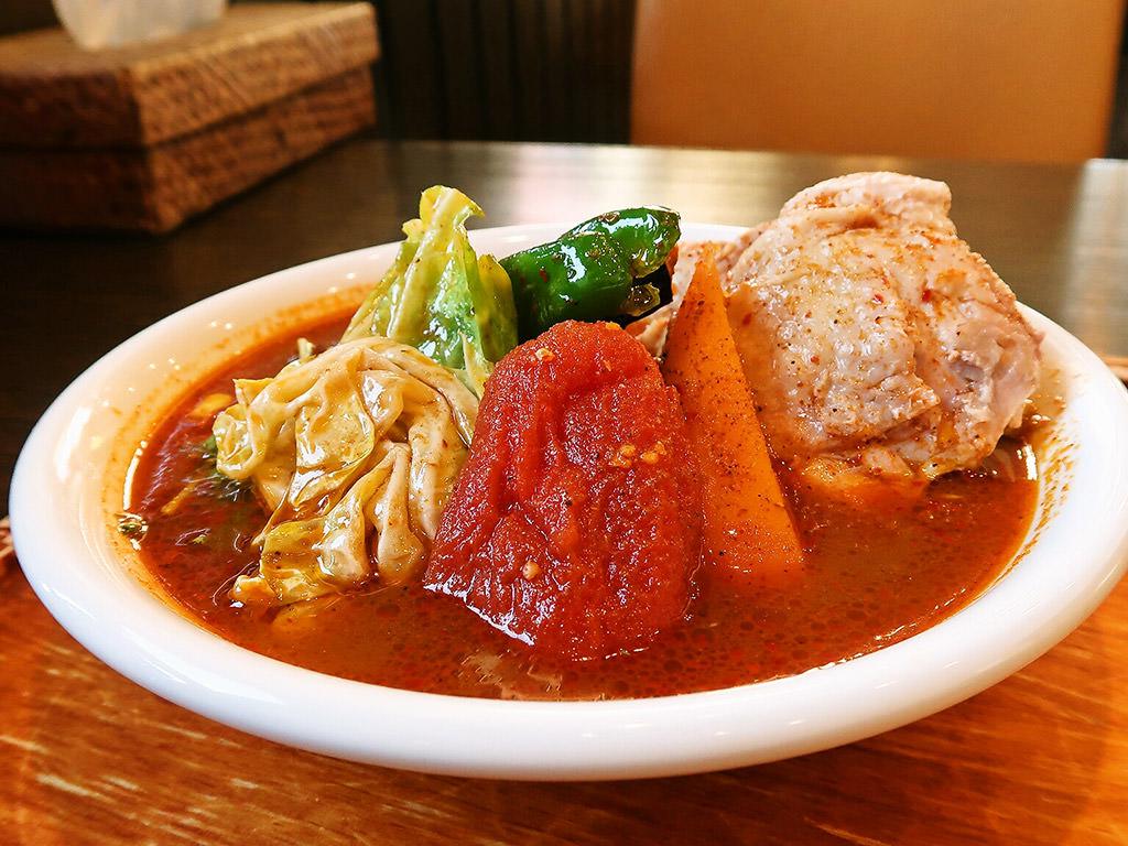 スープカレー専門店 木多郎 岩見沢店