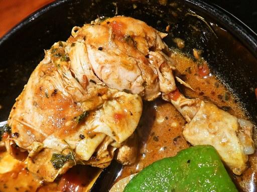 おおげつ「チキン野菜カレー」 画像12