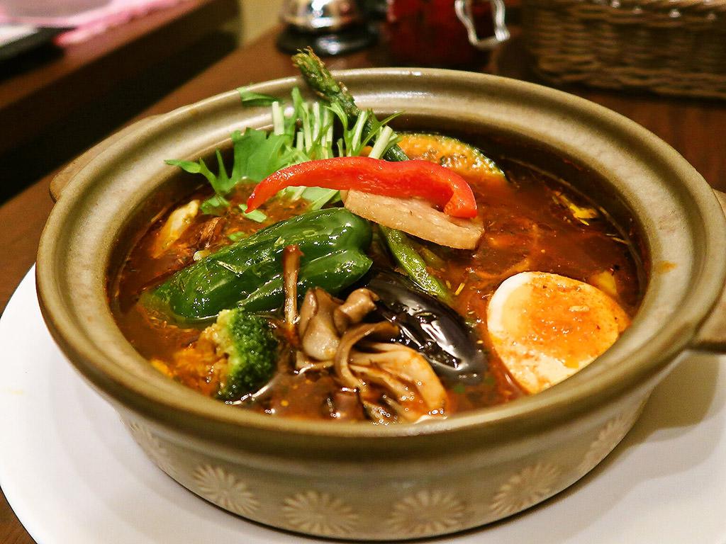札幌スープカレー傾奇 KABUKI
