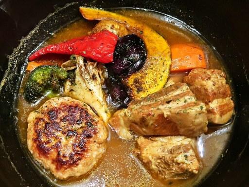 3104 知床スープカレー「サチク麦王角煮」 画像11
