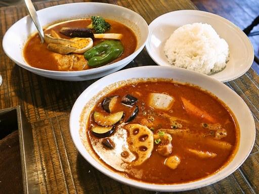 曉 AKATSUKI CURRY「豚角煮と根菜」 画像12