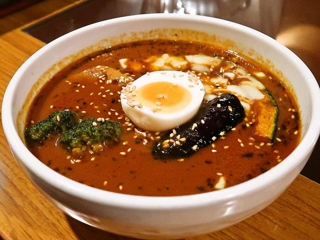 スープカリー Asian Cafe しゃらら