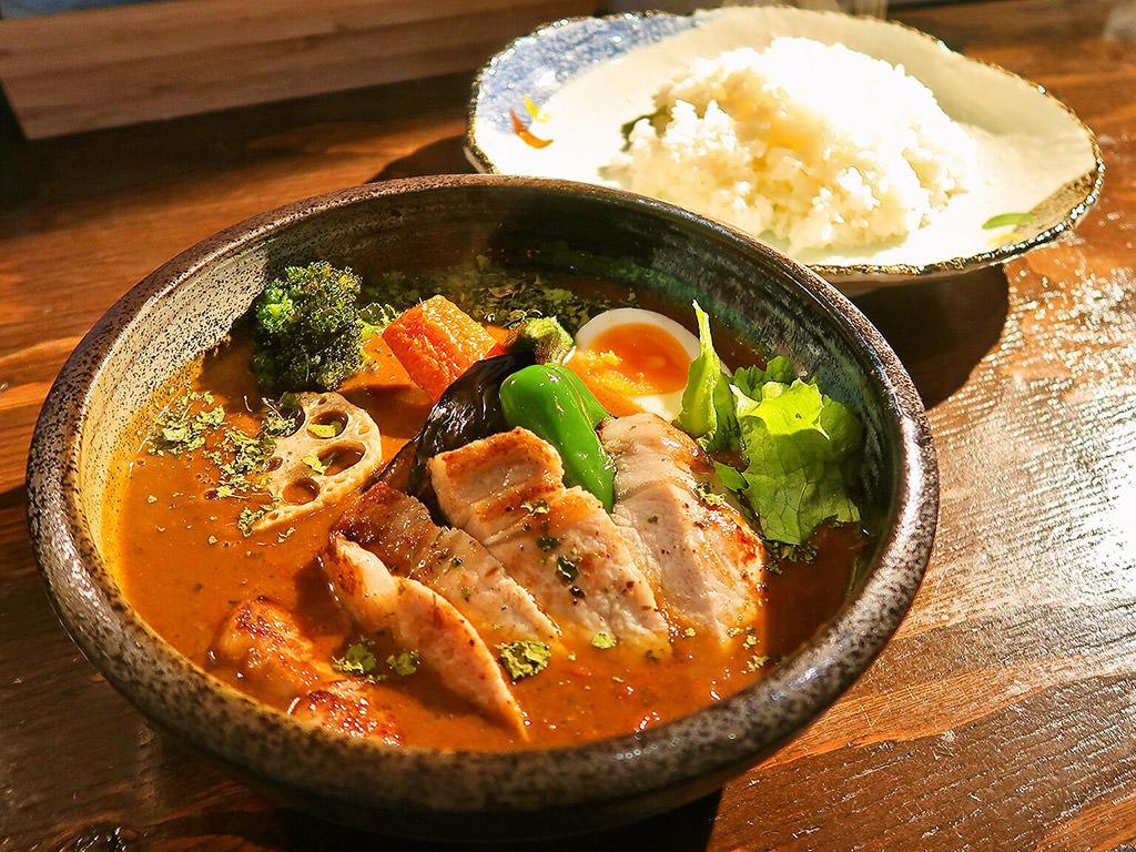 Curry Ya ASAP (カリーヤ アサップ)「三元豚ロースカレー」