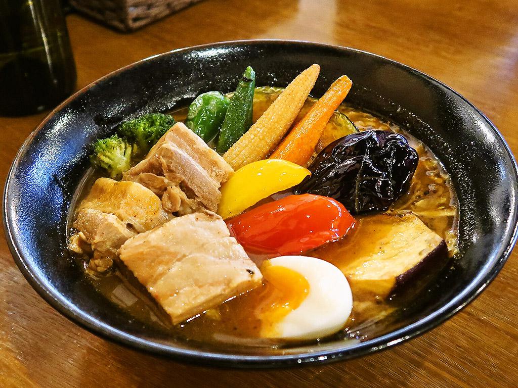 北カフェ sweets & soup curry (中央区・西線9条そばに移転OPEN)