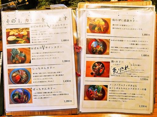 スープカリー 奥芝商店 おくしばあちゃん | 店舗メニュー画像1