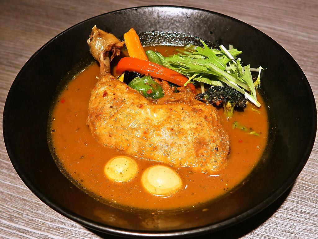 スパイシースポット Soup Curry & Cafe