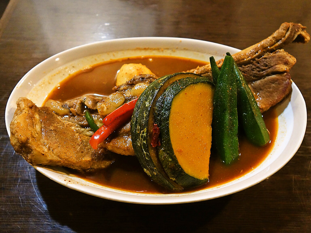 Curry SAVoY (旧:Curry Di.SAVoY) [11/19再OPEN]