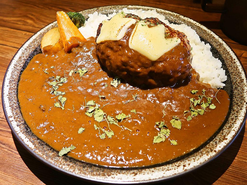 エイトカリー E-itou Curry「キングバーグカレー」