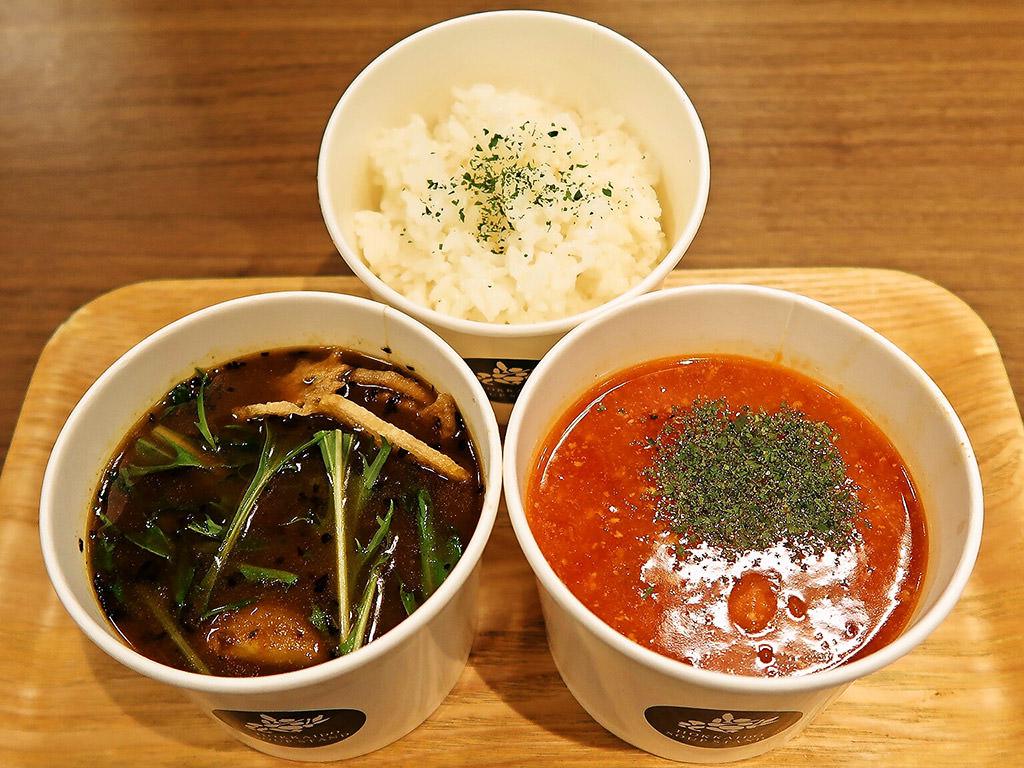 北海道スープスタンド 札幌エスタ店