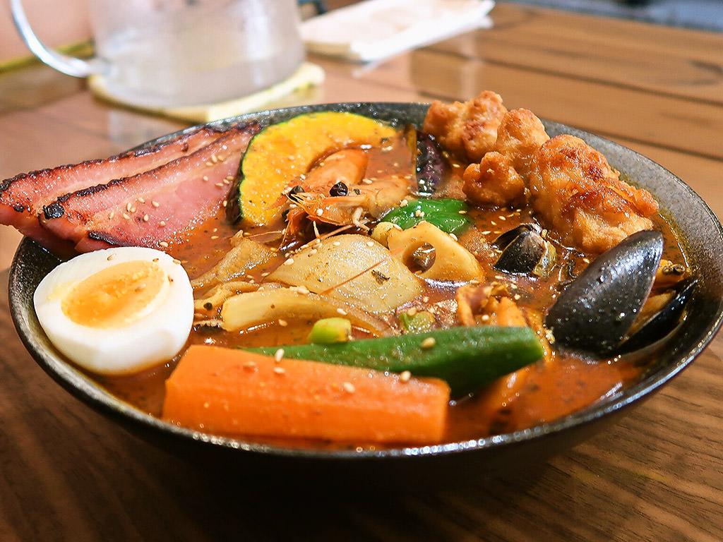 札幌スープカレー シャララ ウエストサイド西野店