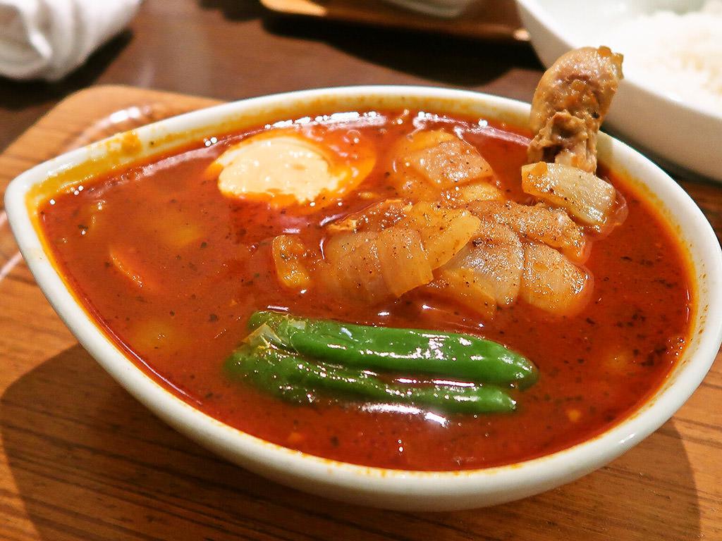 スープカレー屋 鴻 オオドリー 神田駿河台店