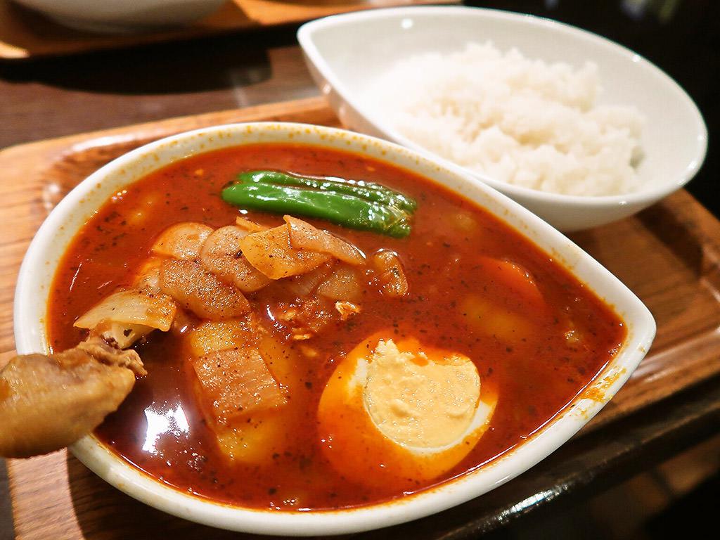 スープカレー屋 鴻 オオドリー 神田駿河台店「チキン」