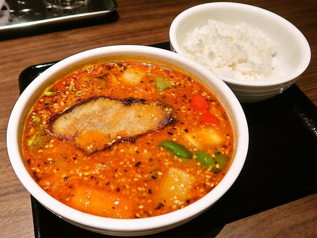 SPICY LAB Toranoko スパイシーラボ 寅乃虎「コク旨スープ」