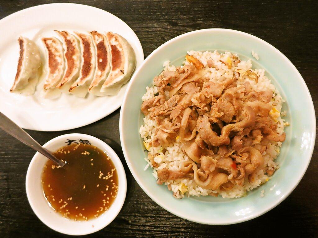 野菜 炒め ラーメン